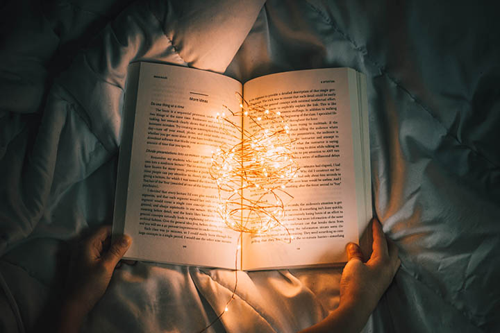 Book with Lights